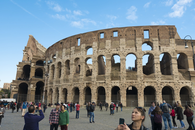 Gallery edition Foto Roma